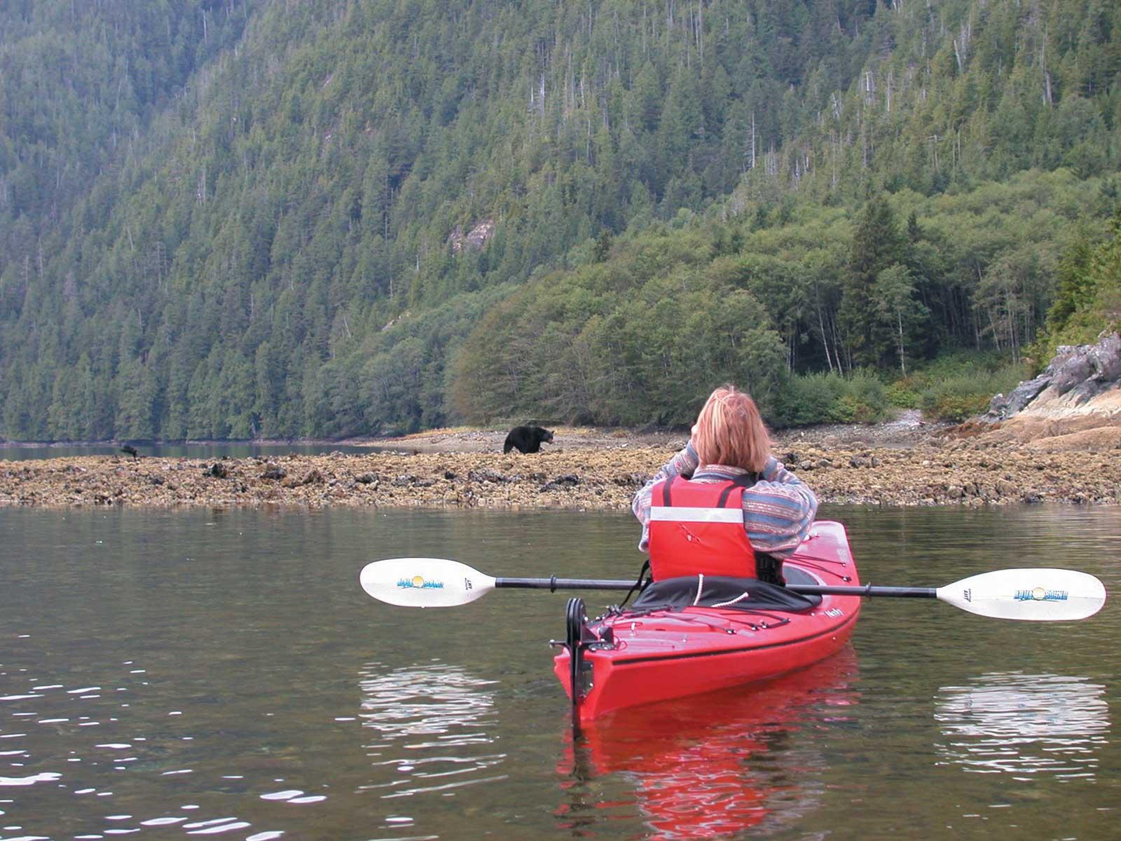 Clayoquot Sound, BC