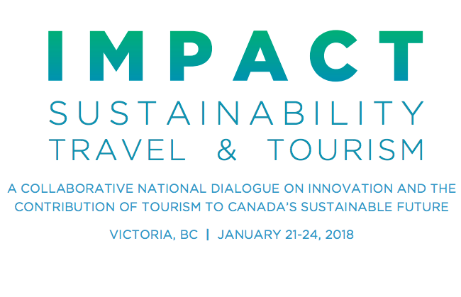 IMPACT Sustainability Travel & Tourism – January 21 – 24, 2018